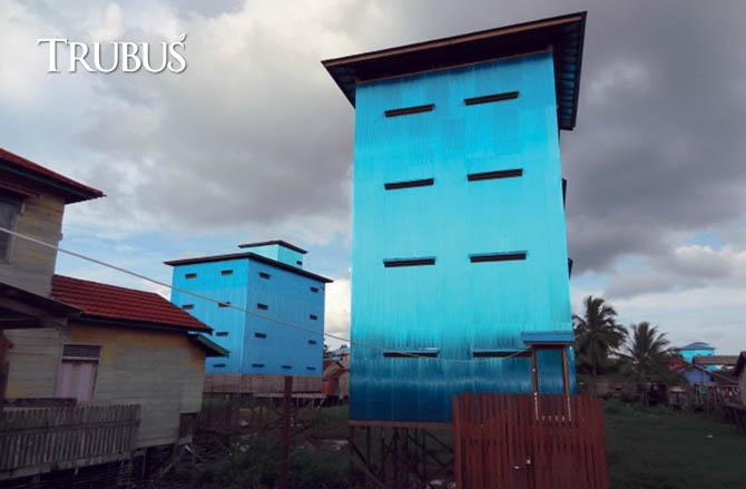 16 Desain Rumah Walet Dari Kayu Murah Dan Mudah Dibuat