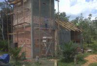 Gedung Rumah walet 4x8 m