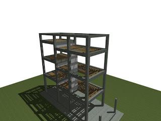 Hình dáng và cách xây dựng nhà yến chính xác được chim én ưa thích